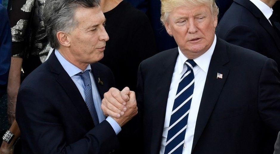 Resultado de imagen para Donald Trump restituyó el sistema de preferencias de exportaciones para la Argentina