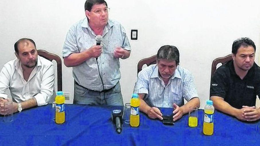 Fuerte adhesión regional y nacional al paro de los trabajadores aceiteros
