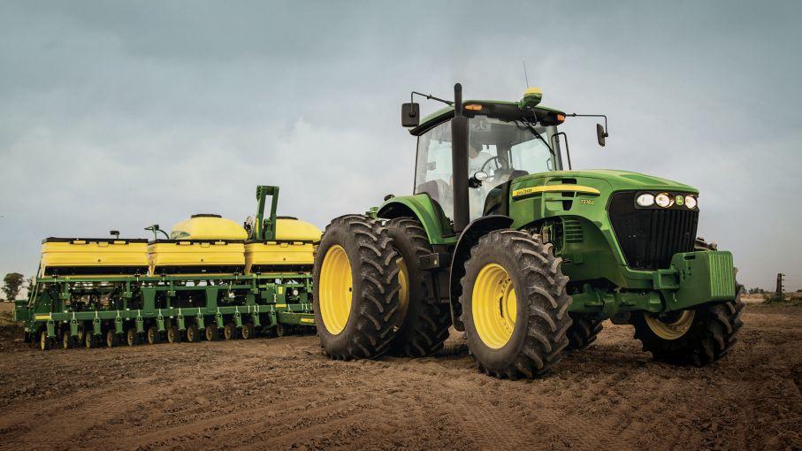 John Deere Argentina nacionaliza una nueva línea de tractores